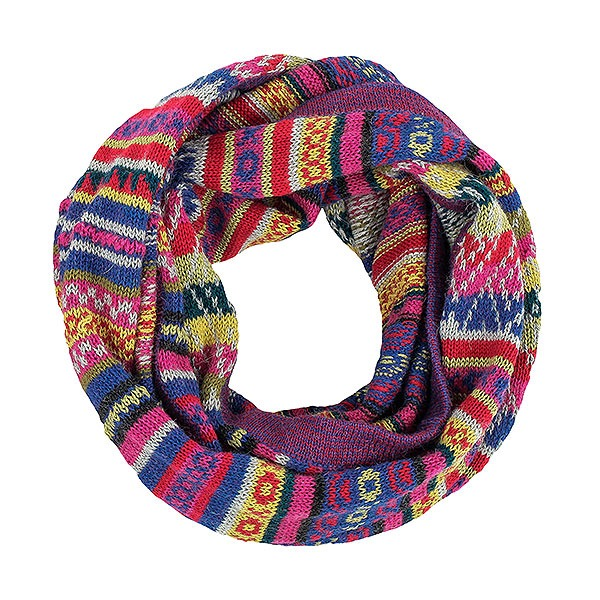 Handmade Alpaca Loop Scarf Cuzco